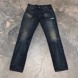 Levi's Blue jeans